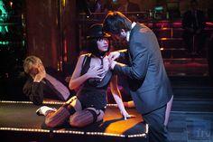 Hugo Silva con Michelle Jenner en 'Los hombres de Paco'