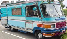 Classic Campers, Campervan Ideas, Vintage Trailers, Camper Van, Van Life, Motorhome, Caravan, Cars And Motorcycles, Recreational Vehicles