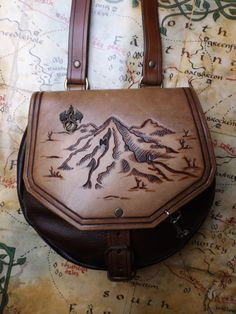 King of the Lonely Mountain Bag, by Ancestor Leathercrafts