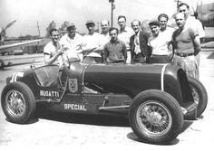 Bill Milliken Racing The 1947 Pikes Peak Hillclimb