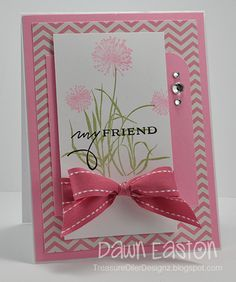 My Friend by TreasureOiler - Cards and Paper Crafts at Splitcoaststampers