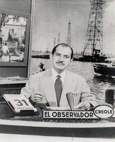 El Observador Creole de Radio Caracas Televisión con Francisco Amado Pernía