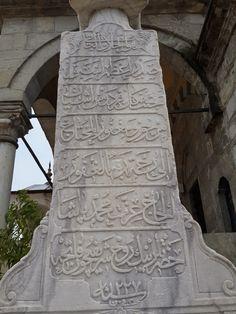 sadrazam izzet mehmet paşa mezar taşı yazıtı, safranbolu izzet mehmet paşa, safronbolu izzet mehmet paşa mezarı