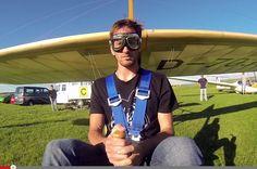 Red Rocket Hobbies: Open Air Glider GoPro Footage