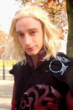 Game of Thrones - Viserys Targaryen by KiroKitsune