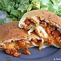Bonjour bonjour! Aujourd'hui nous allons nous régaler avec des Buns farcis poulet mozzarella et basilic. Cette recette est délicieuse,...