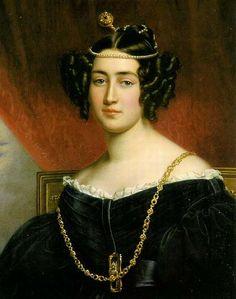 1861 Victoria et Elizabeth