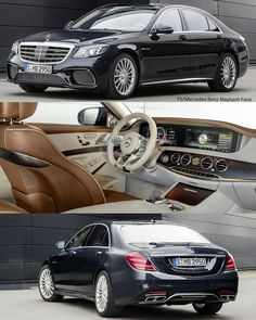 "Mercedes-Benz AMG S65 ~ Mercedes-Benz Maybach Fans (@mercedesbenzmaybachfans) on Instagram: ""The most Successful full size luxury sedan in the World!!! ______________________________…"""