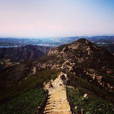 Beautiful views from Malibu Rocky Oaks