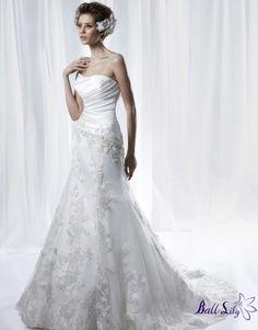 Anjolique Wedding Dress AWD072  $288.00 (USD)  www.balllily.com offer Wedding Dresses, Bridesmaid Dresses, Evening Dresses ,Prom Dresses ,Flower Girl Dresses And Mother Of The Bridal Dresses. www.balllily.com