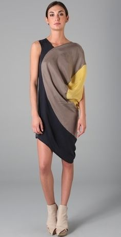 Zero + Maria Cornejo Soma Tunic Dress - StyleSays