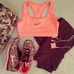 Your perfect outfit to do exercise!!