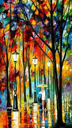 www.etsy.com/shop/AfremovArtStudio #art #paintings #fineart #gifts #popular #colorful
