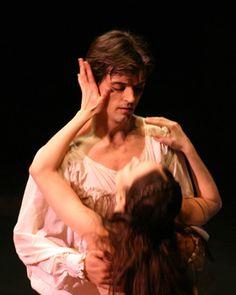 Xiomara Reyes and Angel Corella in Romeo and Juliet. Photo:Rosalie O'Connor
