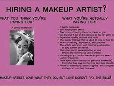 Best makeup artist quotes make up inspiration ideas Makeup Artist Humor, Makeup Artist Tips, Freelance Makeup Artist, Wedding Makeup Artist, Professional Makeup Artist, Makeup Artists, Makeup Humor, Bobbi Brown, Concealer