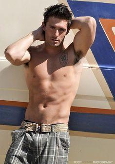 cory grant, model