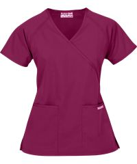 Butter Soft Mock Wrap Scrub Tops, Medical Scrubs & Nursing Uniforms at Uniform Advantage. Buy Scrubs, Scrubs Outfit, Scrubs Uniform, Uniform Advantage, Medical Uniforms, Nursing Uniforms, Medical Scrubs, Nursing Scrubs, Scrub Sets
