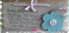 Friends handmade flower shabby chic gift woden sign plaque great christmas gift birthday gift - The Supermums Craft Fair