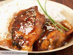 undefined Sauce Recipes, Paleo Recipes, Asian Recipes, Chicken Recipes, Cooking Recipes, Honey Recipes, Recipe Chicken, Paleo Diet, Meat Recipes