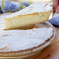 best ricotta pie you will ever make! Light and fresh tasting. the best way to end any holiday meal.The best ricotta pie you will ever make! Light and fresh tasting. the best way to end any holiday meal. Cheesecake Recipes, Pie Recipes, Baking Recipes, Cookie Recipes, Dessert Recipes, Recipes Dinner, Potato Recipes, Casserole Recipes, Crockpot Recipes