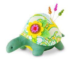 Turtle Pincushion Kit
