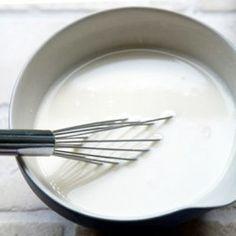 How to make homemade buttermilk, brown sugar, cake flour, etc in a pinch.