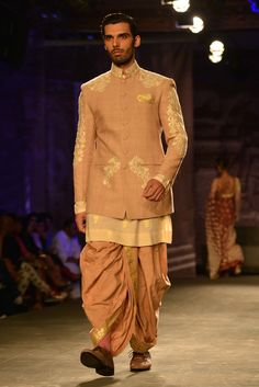 Anju Modi's India Couture Week 2014 collection. #Style #Fashion #Handsome #ICW2014