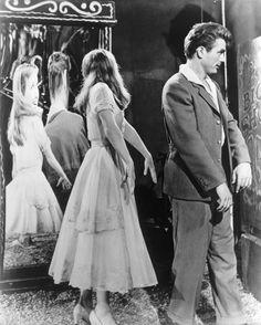 James Dean and Julie Harris East of Eden, 1955  Elia Kazan.