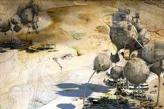 Robert Gilson - Quarentena: Floating Prrison System