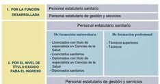 Ley 55/2003, de 16 de diciembre, del Estatuto Marco del personal estatutario de los servicios de salud En 1986, mediante la Ley General... Studying, Cool Things