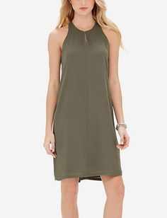 Drape Back Dress from THELIMITED.com