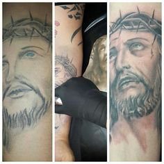 Fix up/cover up done by Theunis Coetzee