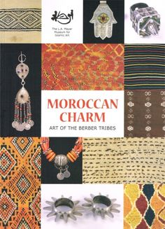 MOROCCAN CHARM / ART OF THE BERBER TRIBES - Rachel Hasson  2005 - Livre à planches - Jérusalem  Art Islamique -    http://www.judaisme-marocain.org/_medias/photos/bibliotheque/16227_imgb_16631_1.jpg