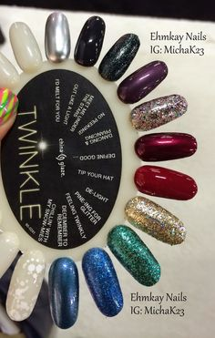 9dd1b7ea200 Cosmoprof NALV 2014 China Glaze 2014 Preview · Nails ...
