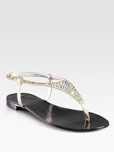 a475aecd876c Giuseppe Zanotti sandals are perfect for summer!