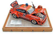 Porsche 911 1/35 Scale Model