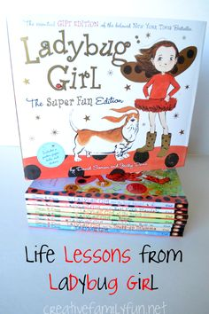 Life lessons we learned from Ladybug Girl