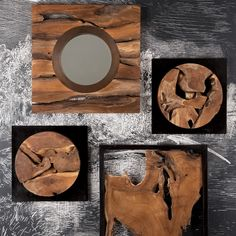 Deko Wand Objekt Rahmen Wandbehang Mann//Frau 30 cm ho Holz//Alu *NEU*