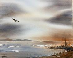 Resultado de imagem para watercolour sky