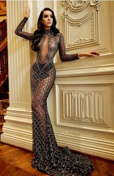 Charbel zoe Couture Collection 2015