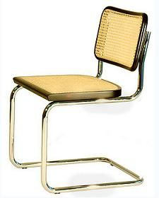 Bauhaus chairs