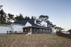 Bow Wow House is a dog-friendly guesthouse in South Korea!