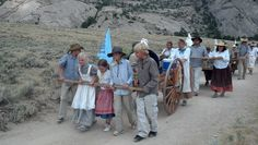 Mormon Handcart Companies | We pushed and pulled our handcart all day and the kids were tough ...