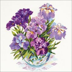 Vervaco-Counted Cross Stitch Kit. Vervaco creates magnificent designs in classical and modern styles ideal for both beginners and experts alike! Many designs originate from renowned contemporary artis