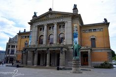 Oslo, National Theater