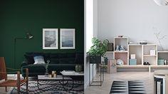 Med Nordsjös nya, tåliga och lättapplicerade väggfärger Ambiance Xtramatt och Perform+Easy2Clean kan alla förnya hemma. Här ger experten flera smarta knep!