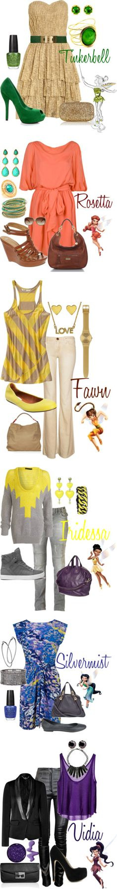 """Pixie Hollow"" by emp82 on Polyvore"