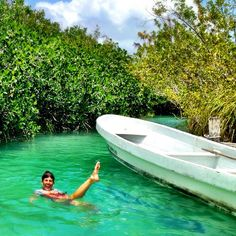 The Muyil River Float | Tulum Travel Tips | POPSUGAR Smart Living Photo 1