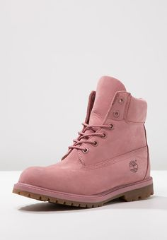 Timberland Lace-up boots - dusty rose for £160.00 (06/04/16) with free delivery at Zalando