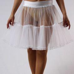942630444a33 Bohatší tylová spodnička pod RETRO sukně   šaty (délka 40 cm + 5 cm pas)    Zboží prodejce Debonaire